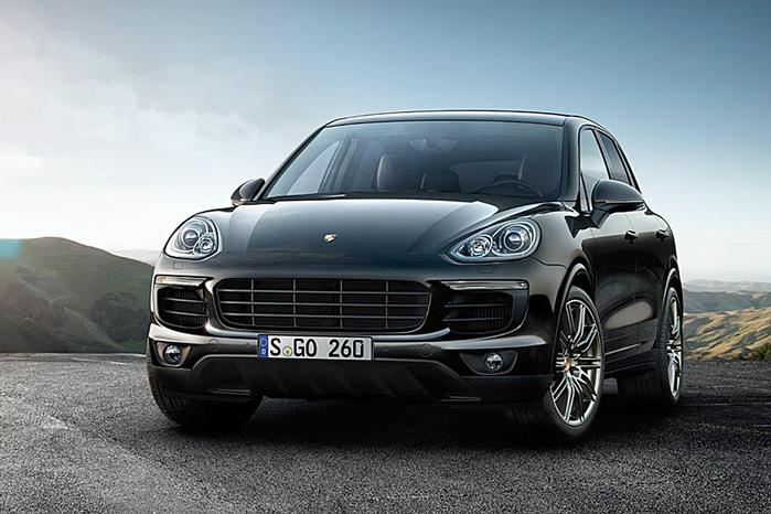 Porsche Cayenne Diesel fortsætter nogle år endnu, men det ligner en stakket frist