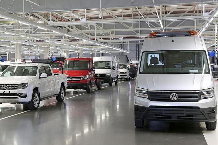 Volkswagen samler kræfterne til at supportere det store ex-works marked i én division