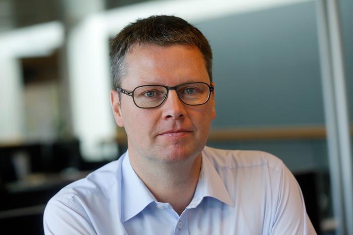 Markedsanalytiker Jan Lang tøver ikke med at anbefale dieselmotoren af både økonomiske og miljømæssige grunde