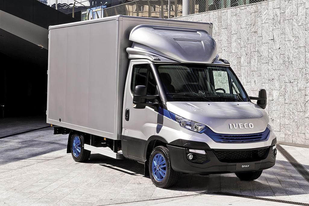 Ud over motorteknologierne fås Blue Power til samtlige modeller