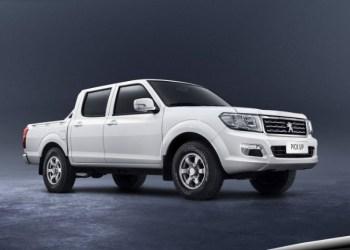 Peugeot Pickup har ifølge PSA ikke relation til den nye planlagte pickupmodel, men  er en klon af Dongfeng Rich, som kun vil blive solgt på det afrikanske marked