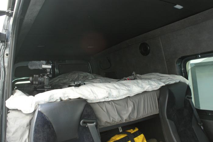 Masser af plads til at sove og drømme...