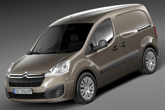 Citroën Berlingo er 10 år gammel og skal gennem et generationsskifte i år sammen med søstermodellen Peugeot Partner