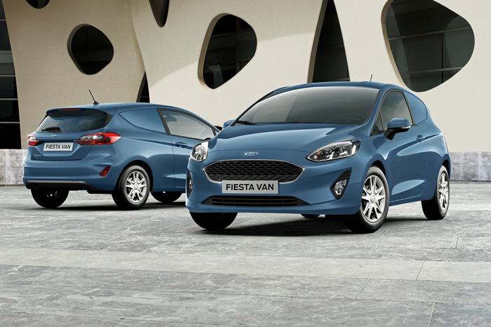 Den nye Fiesta van er på vej til Danmark og får også Fordpass