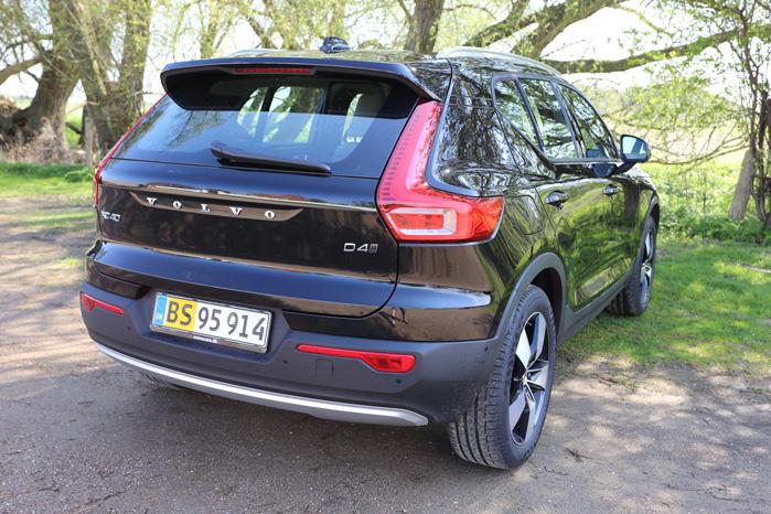 Volvos smækre bagdel er blevet mere gumpet i den mindste udgave