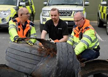 Ny undersøgelse viser, at slid og dårlig vedligeholdelse er årsagen til de fleste dækeksplosioner