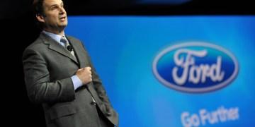 Fords strategichef, Jim Farley, bekræfter aftale med med Volkswagen Group