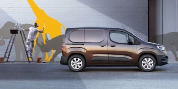 Til december kommer Opels første Combo Cargo med benzinmotor