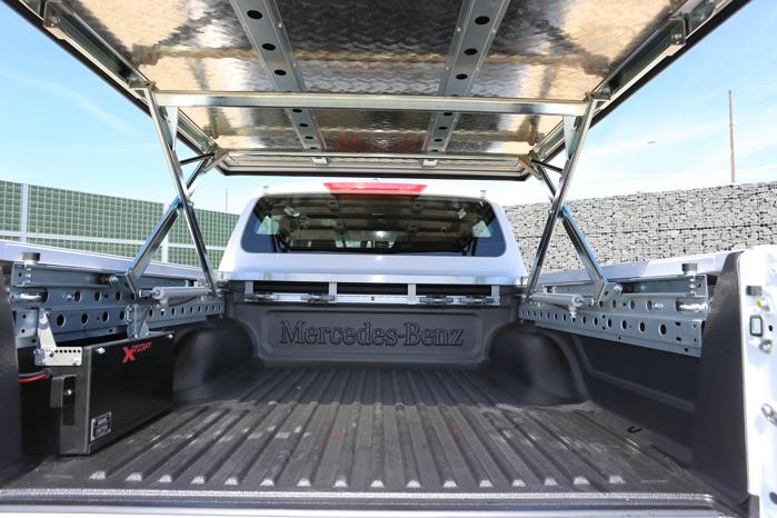 Den hydrauliske X-Top til alle pickupper på markedet er bare én af Jan Møllers patenterede kreationer