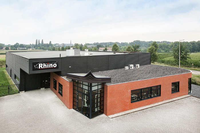 Rhino Products har til huse i England, hvor alle virksomhedens produkter fremstilles