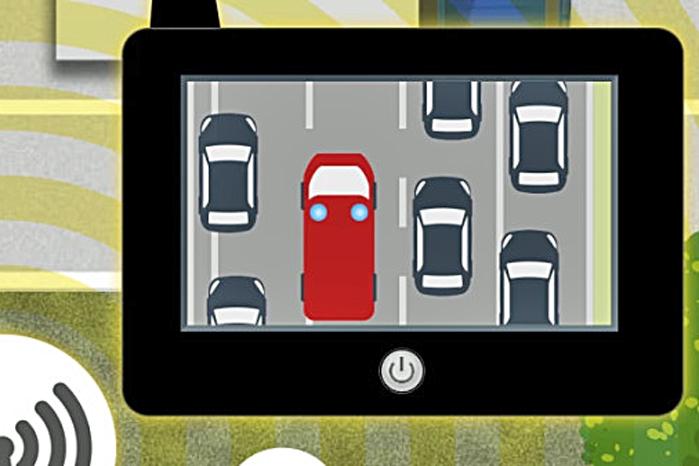 Ved at koble alle biler til samme online system, kan udrykningskøretøjer komme hurtigere frem