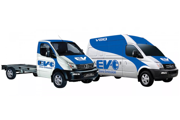 Kinesiske SAIC sender Maxus EV80 til Europa uden ESC