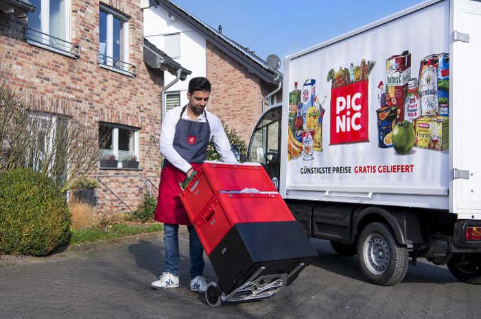 Picnic blev stiftet i 2015 og opererer i 30 hollandske byer og nu også i Tyskland