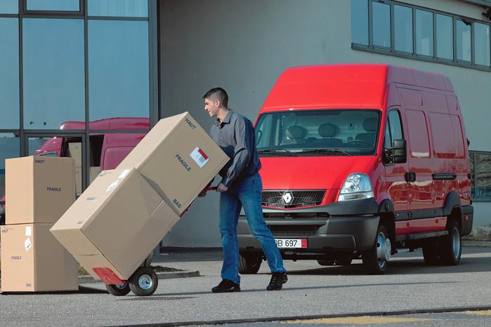 Senest 1. april skal du ansøge om at blive varebilschauffør eller -vognmand