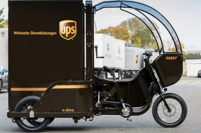 Cyklen MovR er udviklet af den tyske startup-virksomhed Rytle