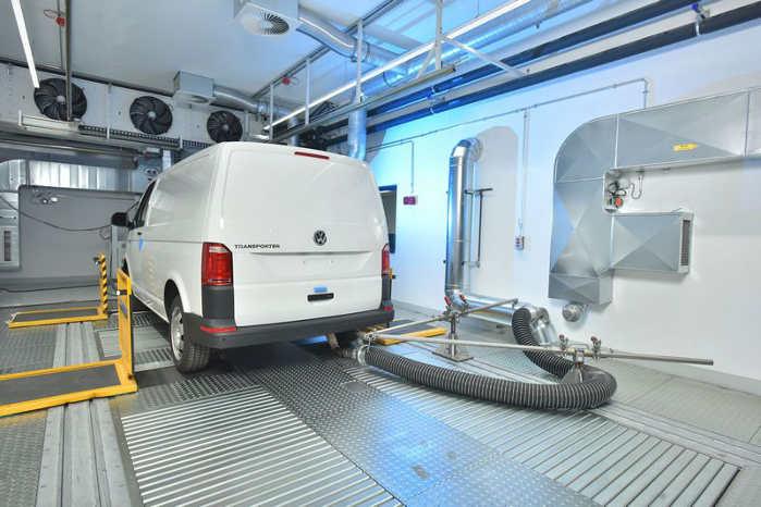 Et kig ind i VW's nye testcenter