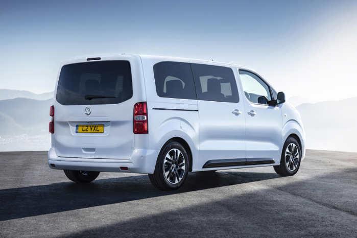 Opel Vivaro skal foreløbig fremstilles på Vauxhall-fabrikken i Luton