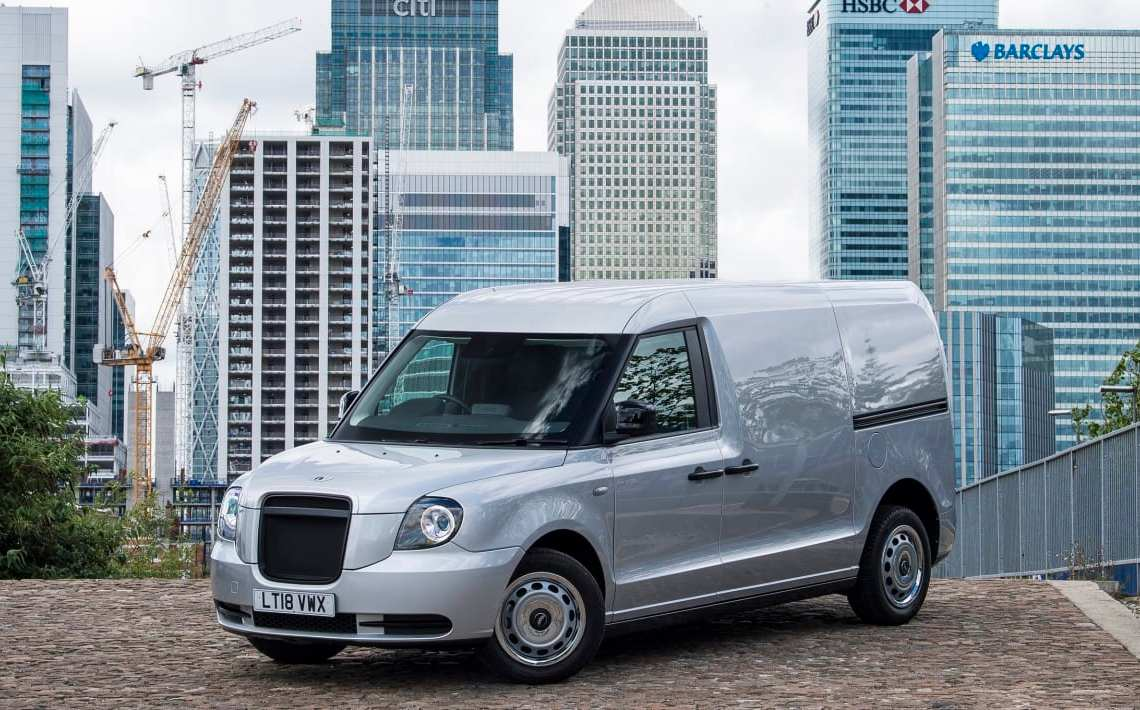 LEVC - London taxi