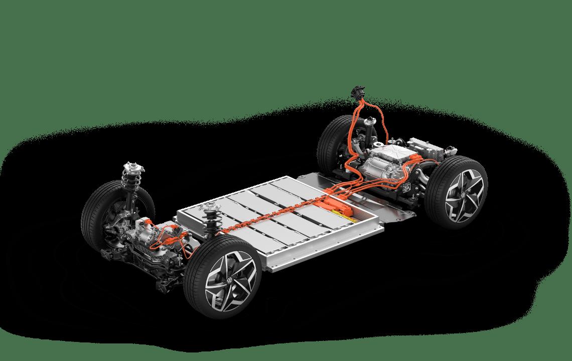 Volkswagen har påbegyndt pilotproduktion af battericeller i Salzgitter