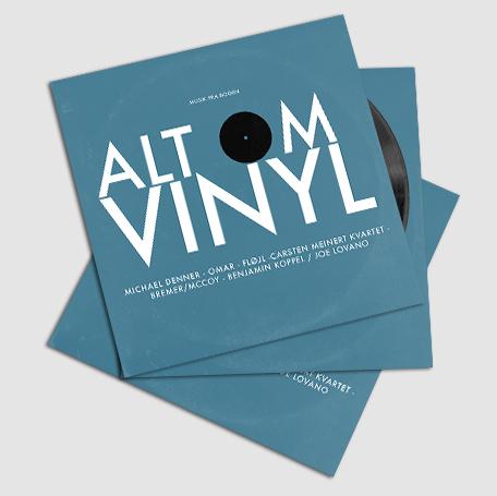 Alt om vinyl, lp-plade