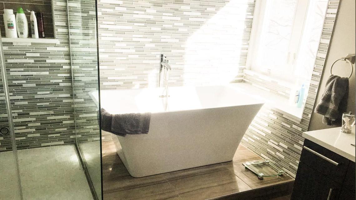 bathroom remodeling company  Alton Construction NYC