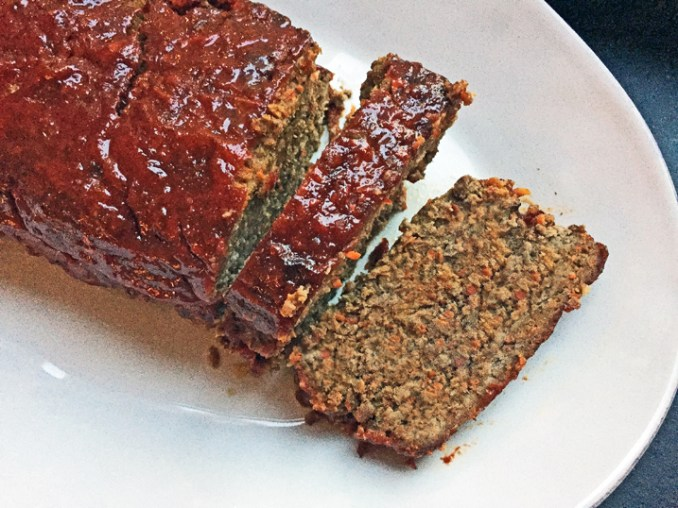 Alton Brown's Meatloaf Recipe