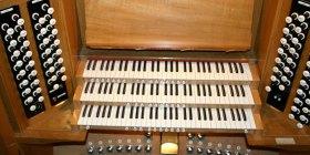 St Lawrence Church Organ