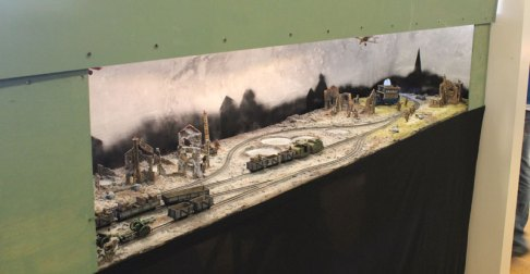 The S Scale World War One Wipers, Fish Hook and Menin Railway