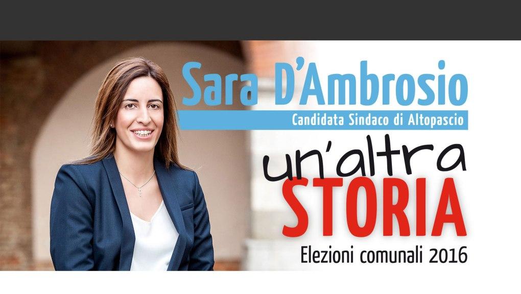 Sara D'Ambrosio 2021