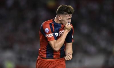 Adolfo Gaich fue vendido al CSKA de Moscú por 8.5 millones de euros.
