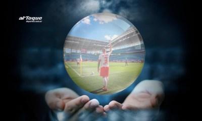 El fútbol en una burbuja. La opinión de Facundo Sánchez.