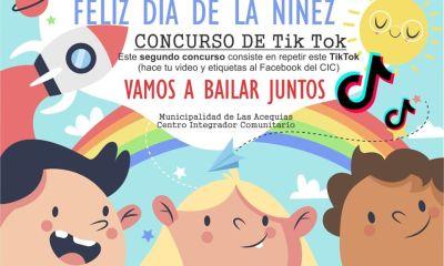 La Municipalidad de Las Acequias cerró los festejos del Día del Niño con un gran agasajo virtual