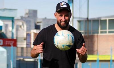 Reynoso se sumará a Sportivo Desamparados de San Juan.