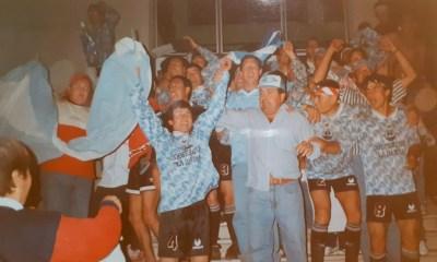 El 16 de octubre de 1995, Municipal de Adelia María consiguió su primer título en Primera A.