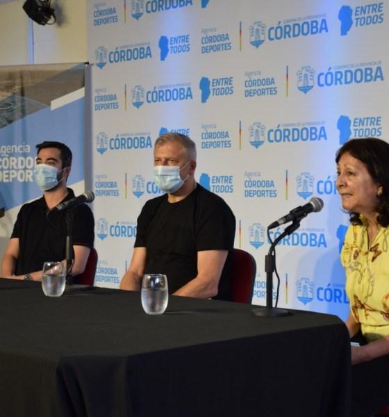 Agencia Córdoba Deportes comenzó con su jornada virtual de capacitaciones y ponencias.