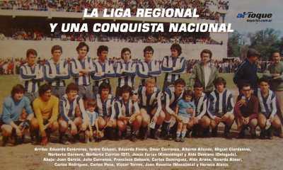 A 47 años del seleccionado de Liga Regional campeón nacional.