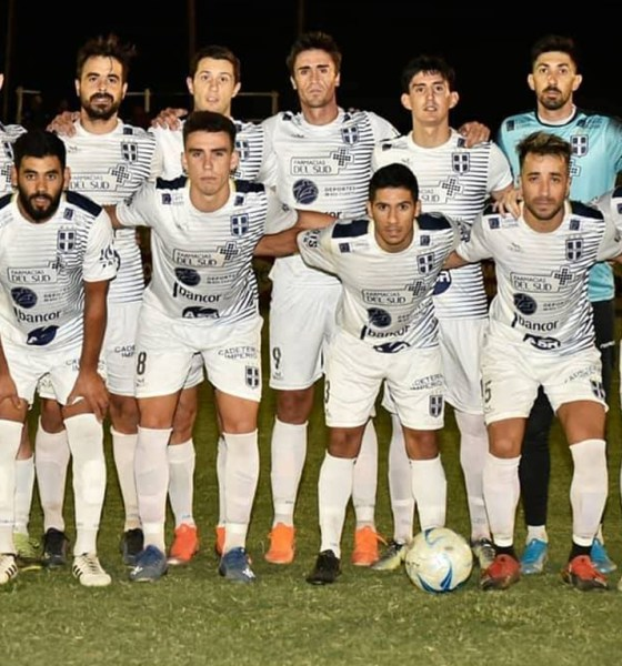 Joaquín León y Jeremías Franchi marcaron los goles en el equipo titular.