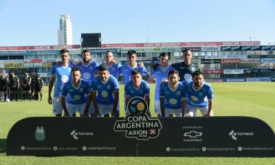 Estudiantes derrotó 1-0 a Chaco For Ever por 32ºavos de final de Copa Argentina.