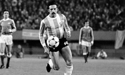 El campeón del mundo 1978 Leopoldo Luque falleció a los 71 años.