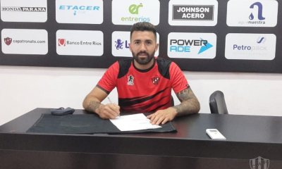 Bocha Ojeda es nuevo jugador de Patronato.