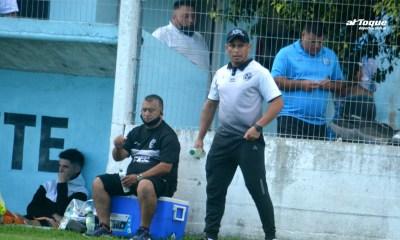 """El nuevo DT del """"panza"""" analizó el empate ante Alberdi."""