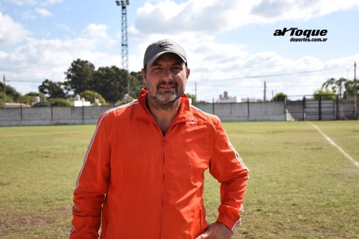 El presidente de Renato Cesarini realizó un balance del club.