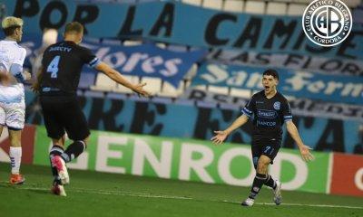 Ganó Belgrano y se arrima.