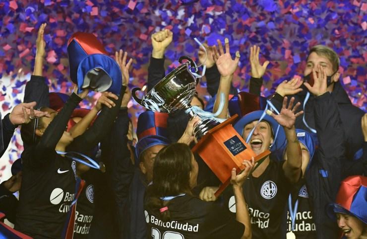 Con esta consagración, San Lorenzo obtuvo su tercer título oficial, el primero en la era de la profesionalización del fútbol femenino nacional.