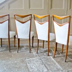 Dining Chairs Italian Design Chair Covers For Lift Recliners Carlo Di Carli Vintage