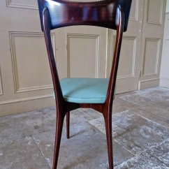 Dining Chairs Italian Design Best Hunting Chair Ico Parisi Alto Stile