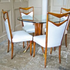 Dining Chairs Italian Design Vitra Hanging Chair Furniture Table Mahogany Alto Stile