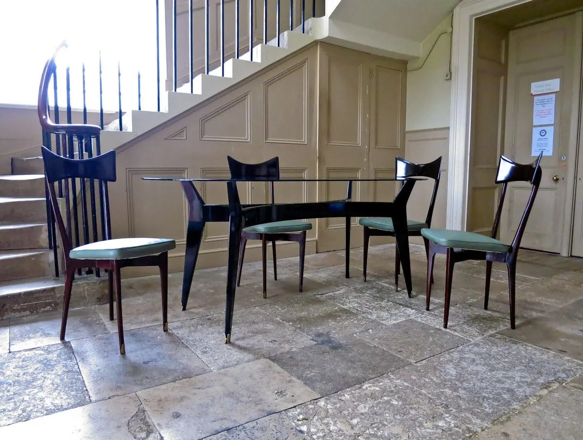 dining chairs italian design best chair for sciatica vintage alto stile