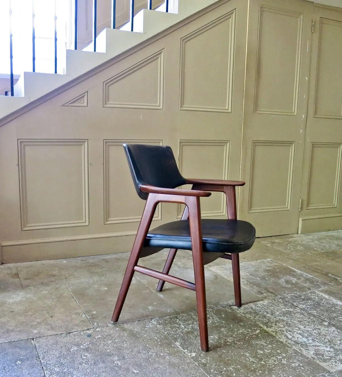 retro sofas london feather filled sofa bed erik kirkegaard vintage armchair danish teak alto stile