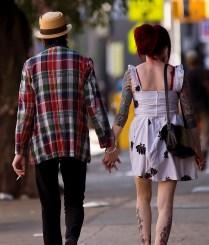 John Neitzel's vision pf romantic NYC street scenes.